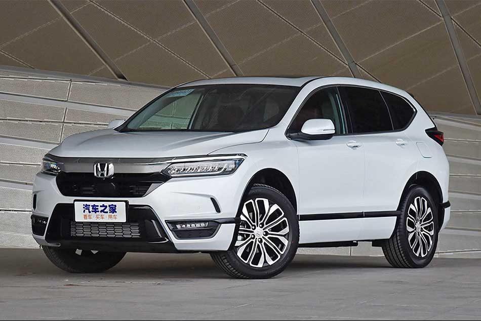 Honda registra SUV alternativo ao CR-V no Brasil com ...