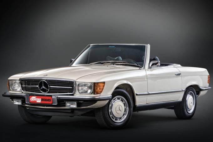 Mercedes-Benz 450 SL 1974