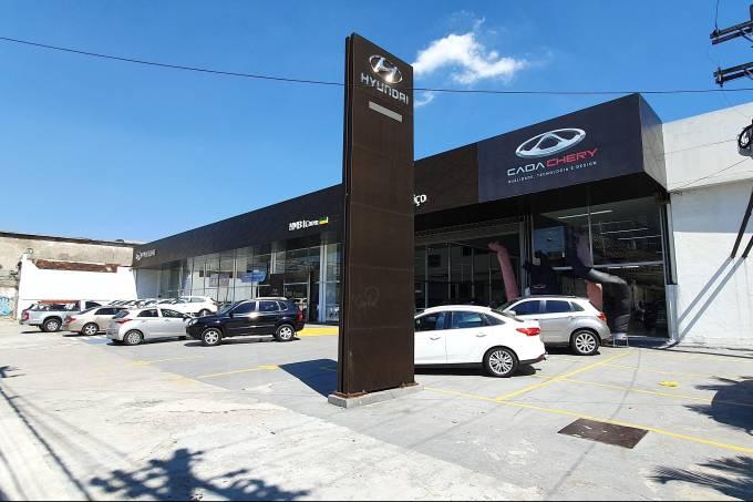 Hyundai Caoa Chery RJ