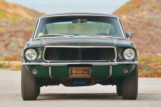 Ford Mustang Bullit 1967
