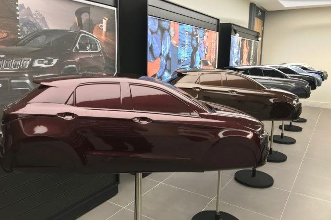 Novo SUV da Fiat: o que o primeiro flagra dianteiro revela sobre o modelo
