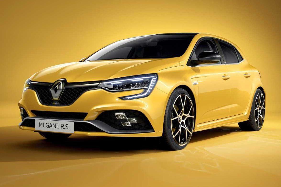 Contra O Golf Novo Renault Megane Rs Tem Motor De 300 Cv E Versao Hibrida Quatro Rodas