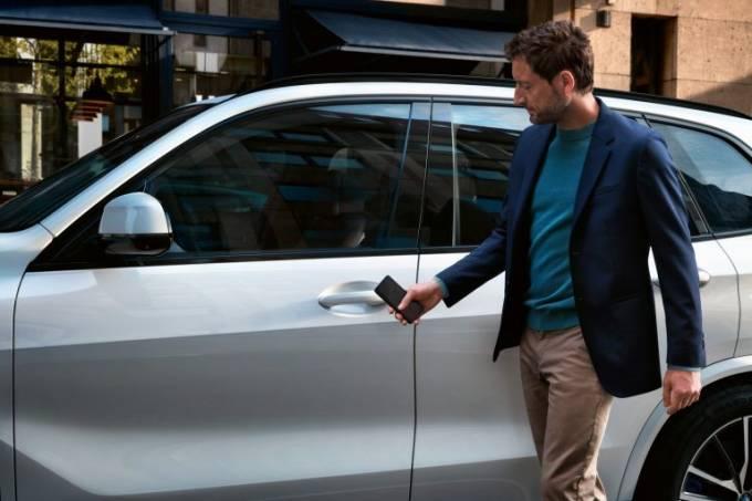 Digital Key BMW