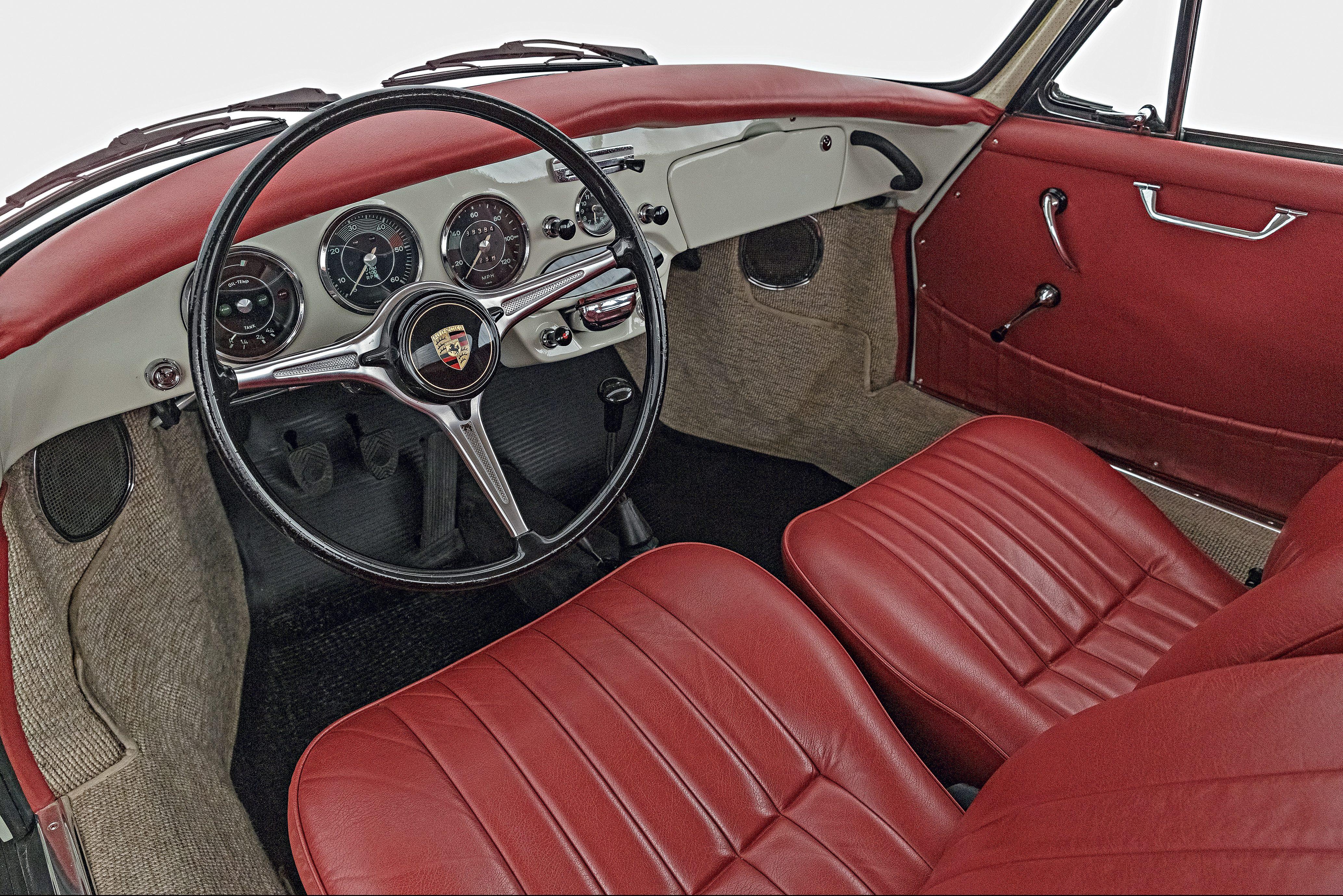 Classicos Porsche 356 Tinha Muito Do Vw Fusca So Que Bem Mais Feroz Quatro Rodas