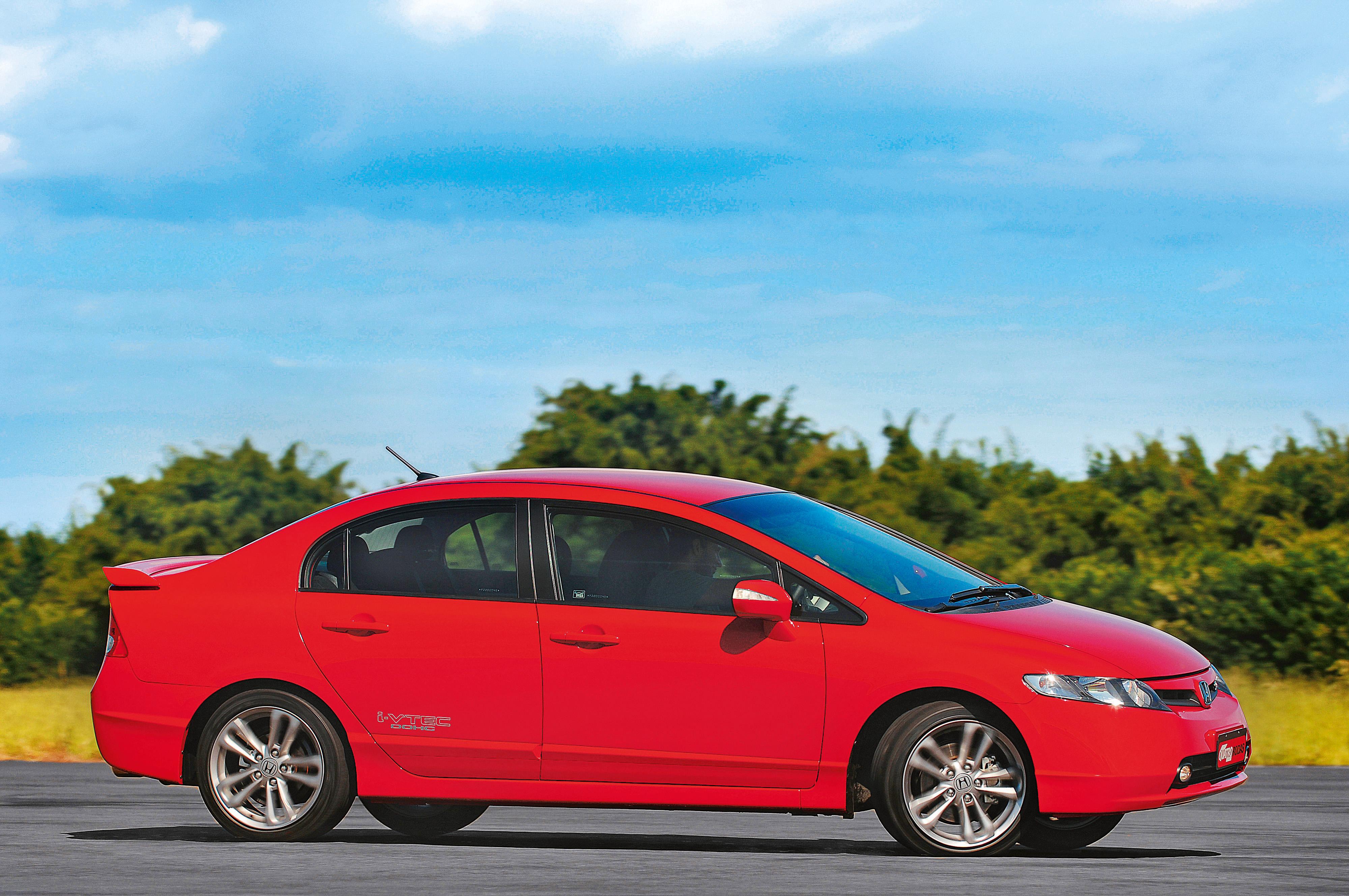 Guia De Usados Honda Civic Si Tem Receita Perfeita Para Fas De Esportivos Quatro Rodas