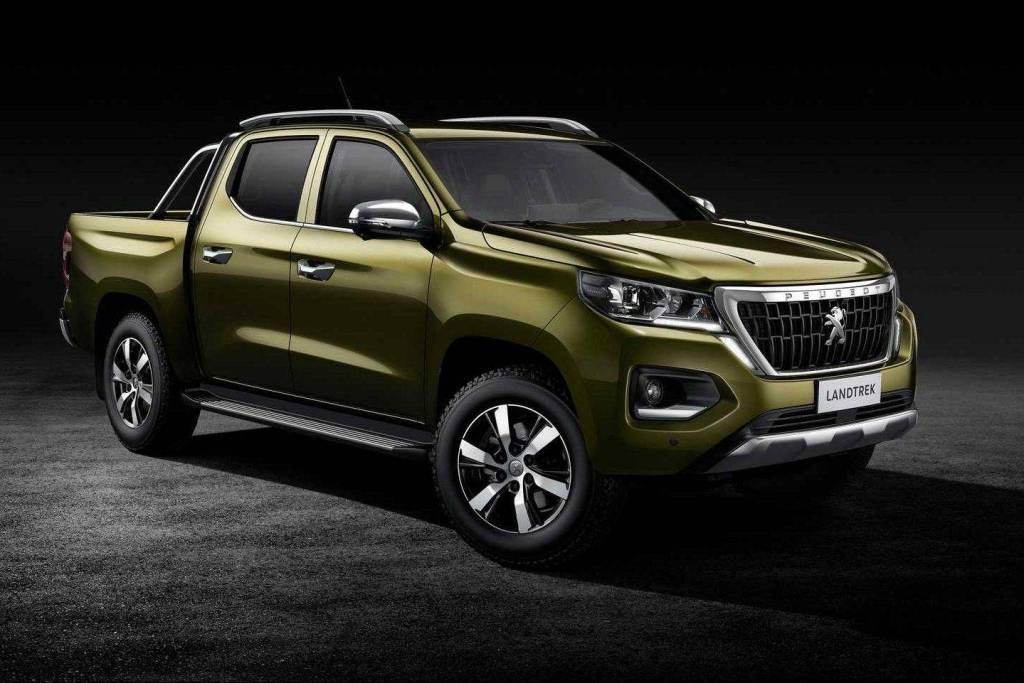Peugeot Landtrek: picape terá motor diesel