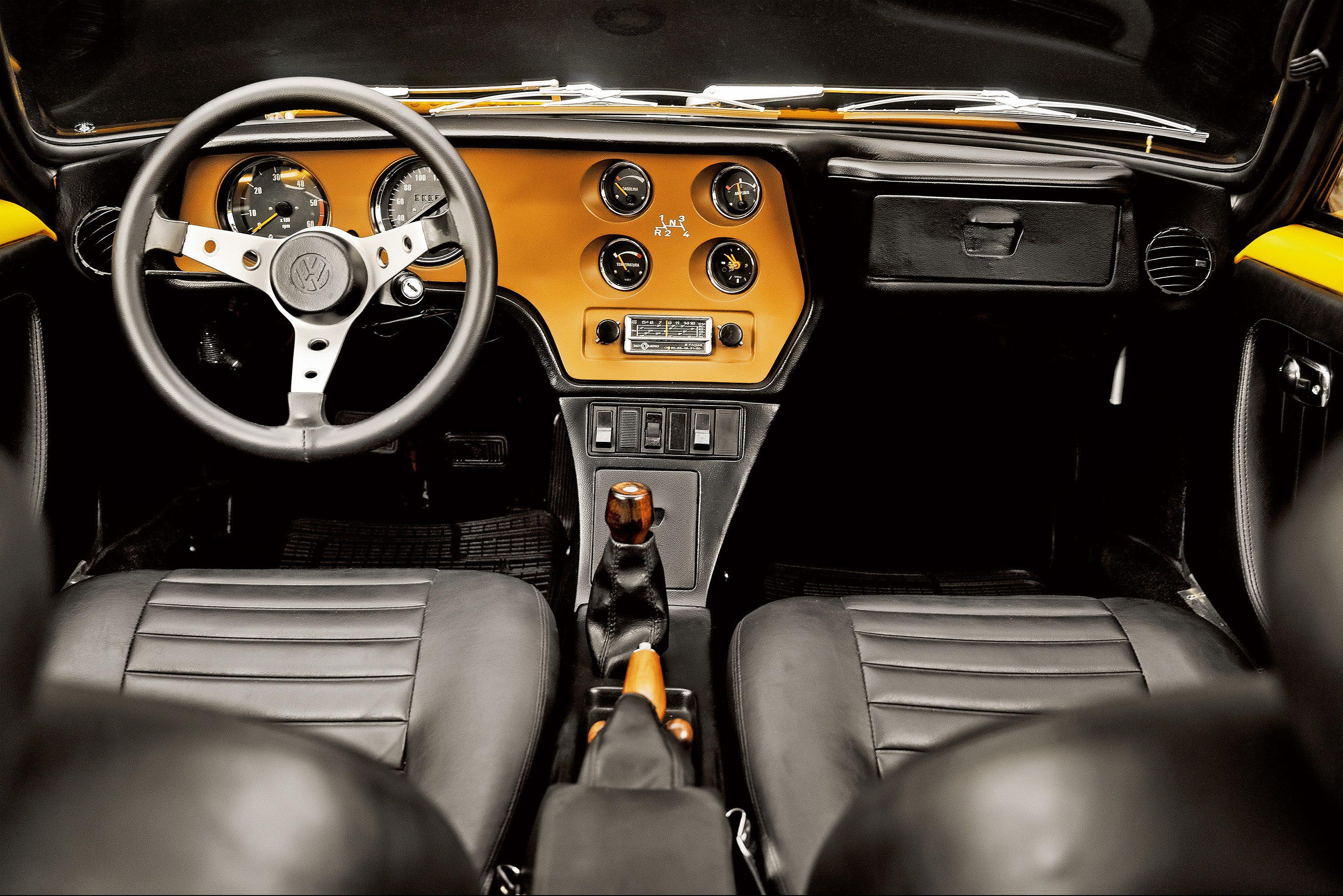 Clássicos: VW SP2, a joia criativa da indústria automobilística brasileira