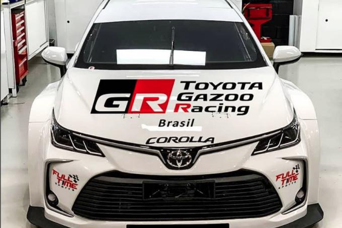 Toyota Corolla StockCar 2020
