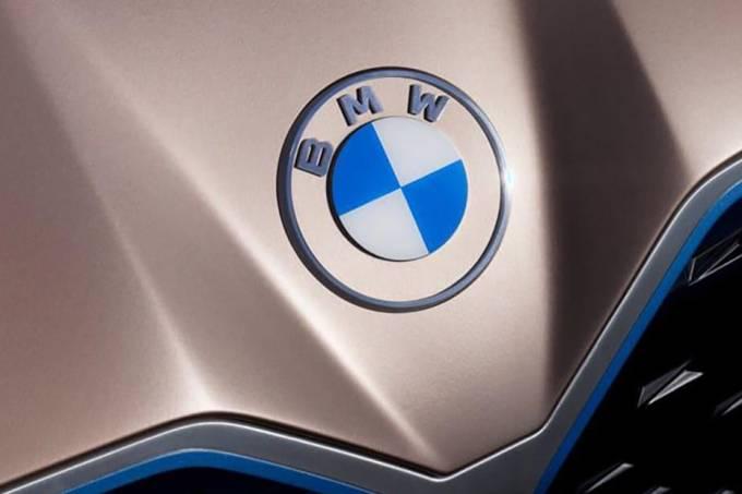 new bmw logo 2020
