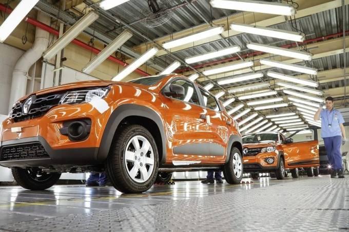 Fábrica da Renault em São José dos Pinhais (PR)