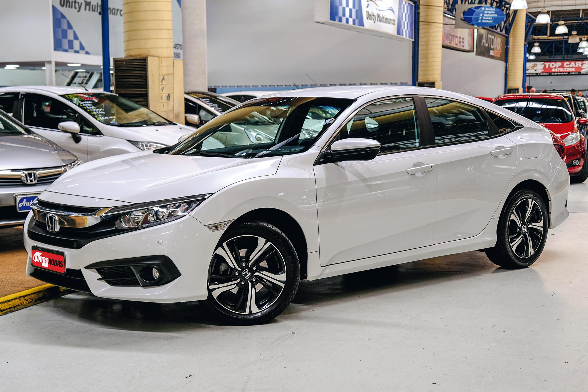 Honda Civic usado