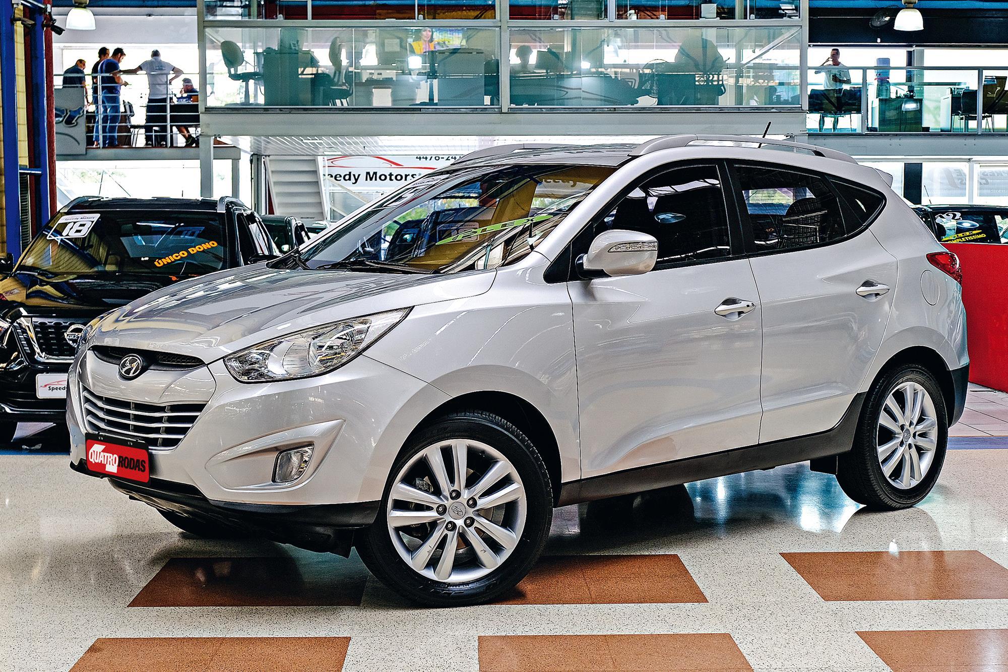 Hyundai ix35 usado