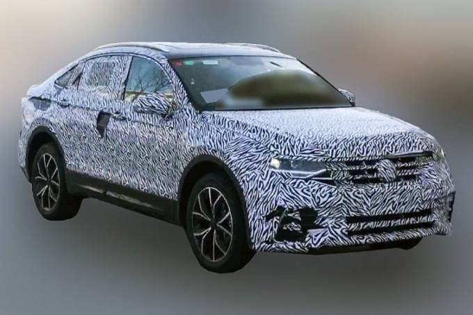Volkswagen Tiguan X Coupé
