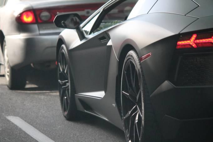 Carro de luxo