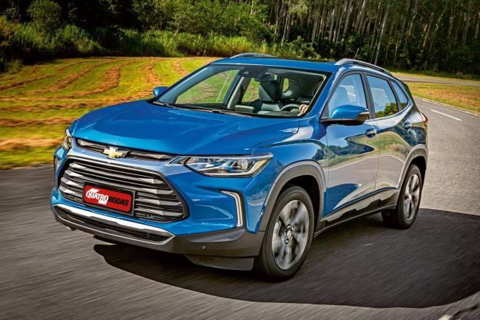 Chevrolet Tracker Premier 1.2 2021 (1)
