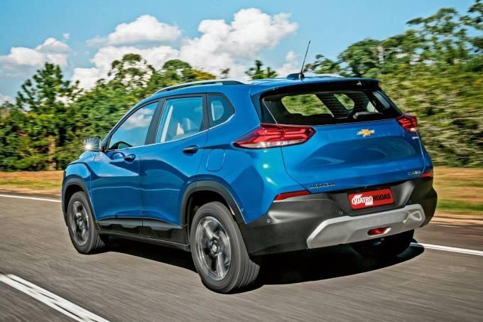 Chevrolet Tracker Premier 1.2 2021 (2)