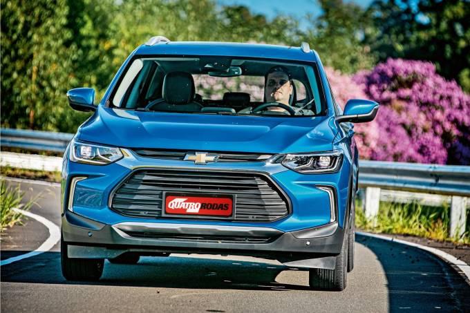 Chevrolet Tracker Premier 1.2 2021 (4)