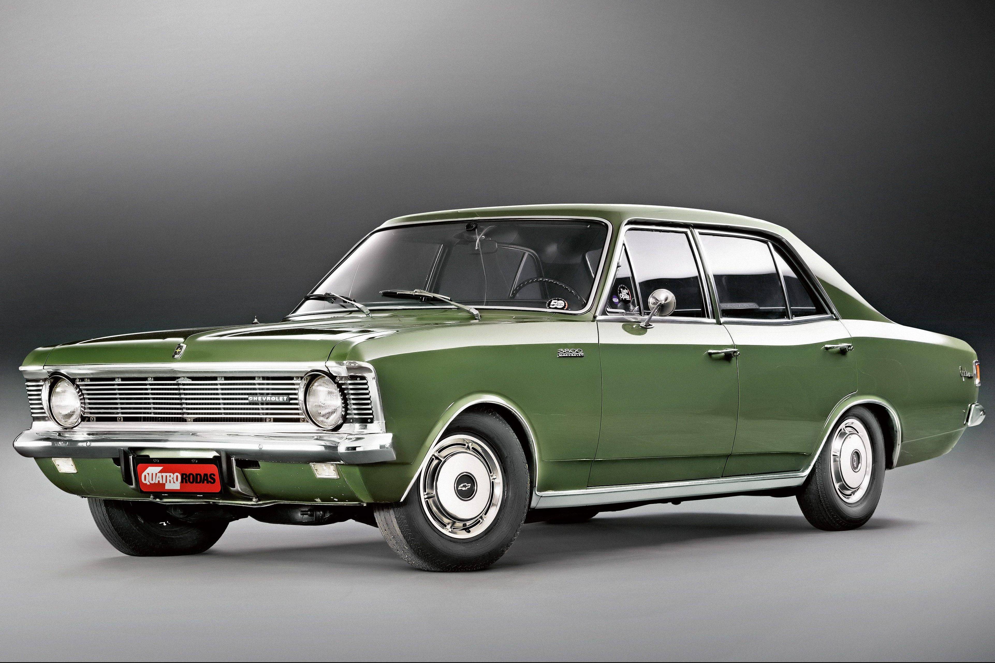 Classicos A Gloriosa Receita Do Chevrolet Opala Para Virar Fetiche Quatro Rodas