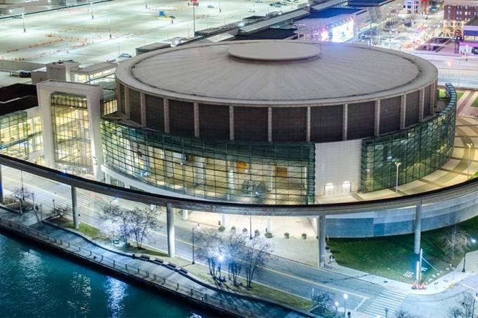 Cobo Center – Detroit