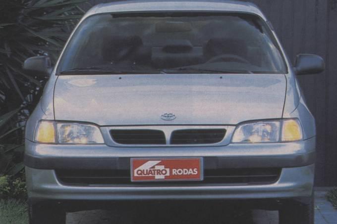 Corona imagem frontal