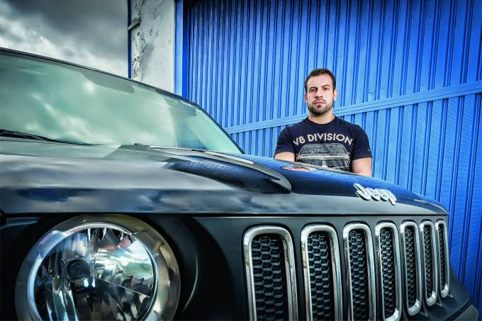 Jeep Renegade – autodefesa