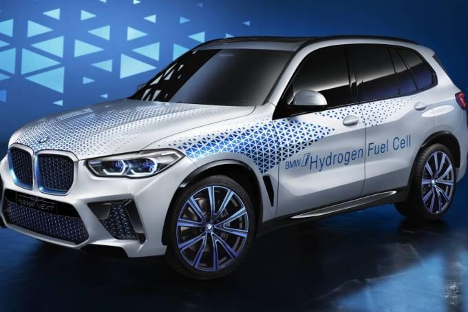 BMW i Hydrogen Nex