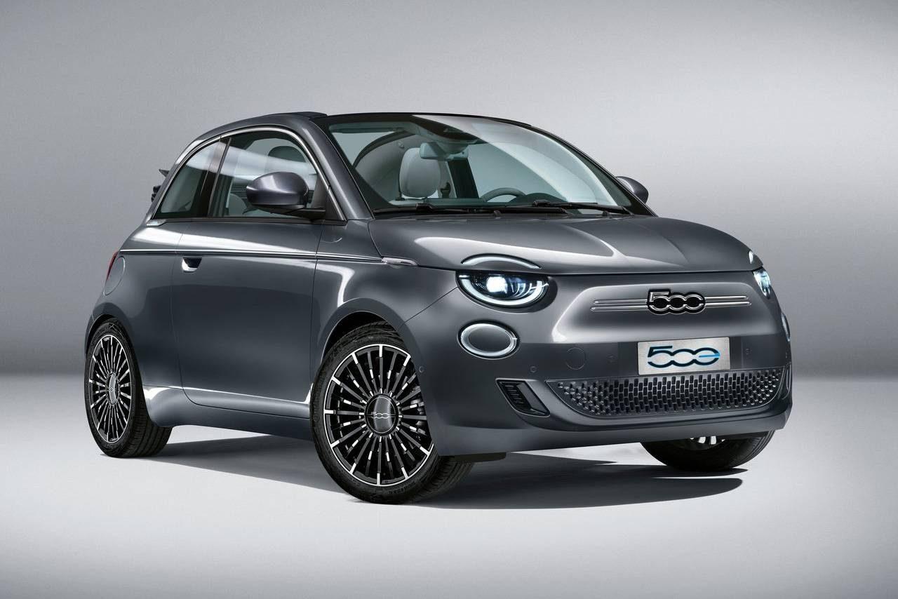 Importações do Fiat 500 elétrico devem começar em 2021