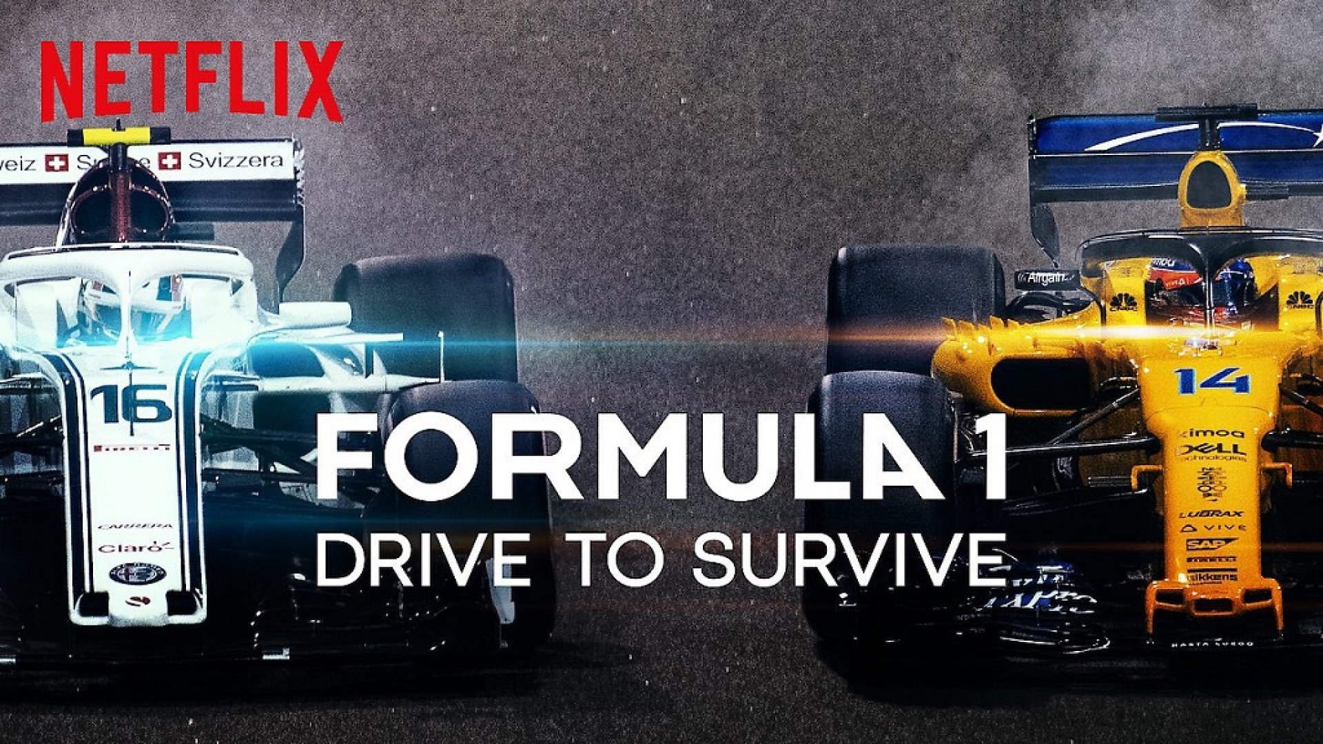 Os bastidores selvagens da Formula 1, mostrados sem censura