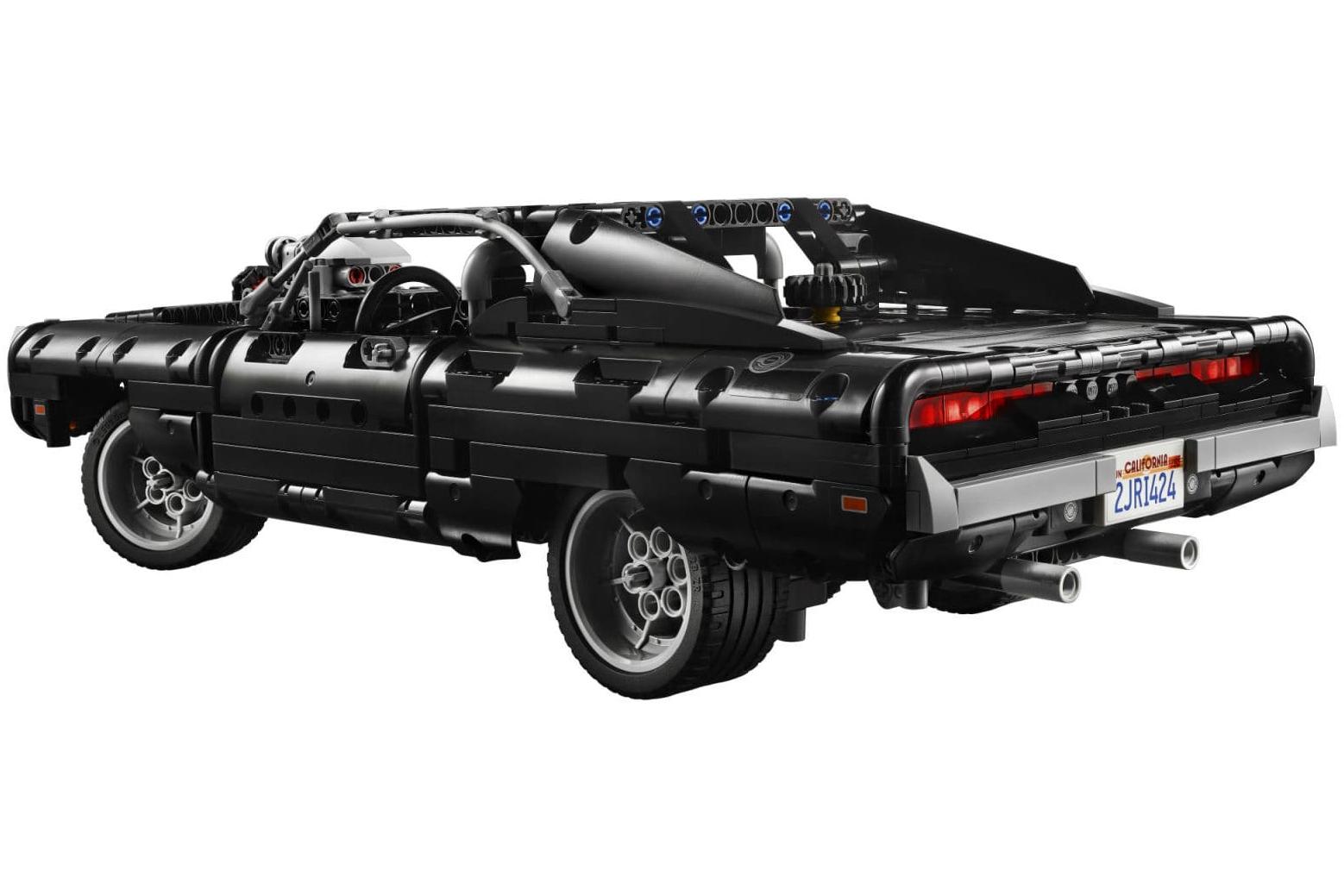 Dodge Charger R T De Dominic Toretto Ganha Versao Em Lego Com V8 Funcional Quatro Rodas