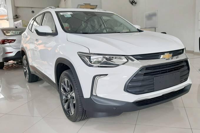 Novo Chevrolet Tracker ccs