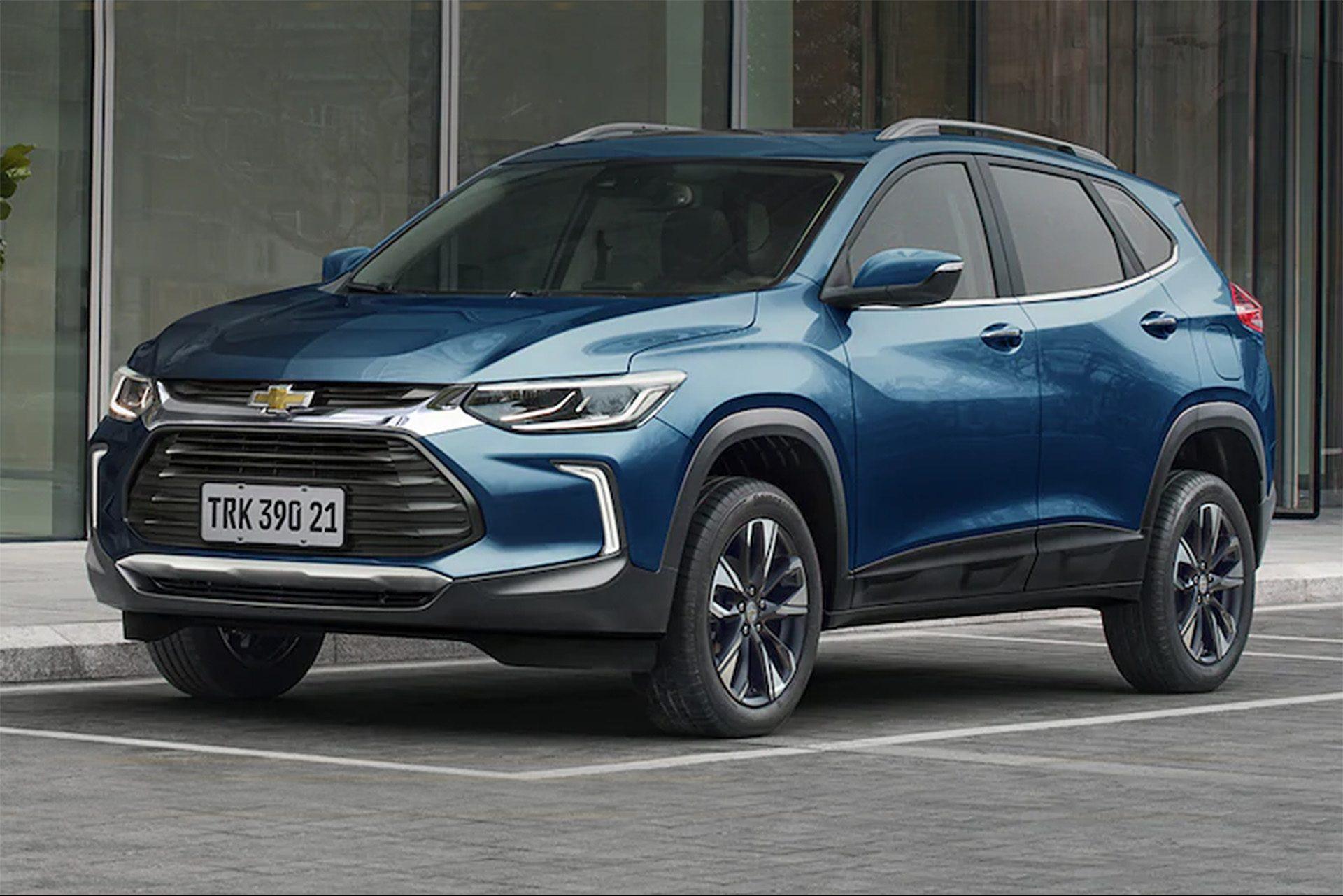 Novo Chevrolet Tracker Pcd Tem Bom Recheio Mas So Um Ano De