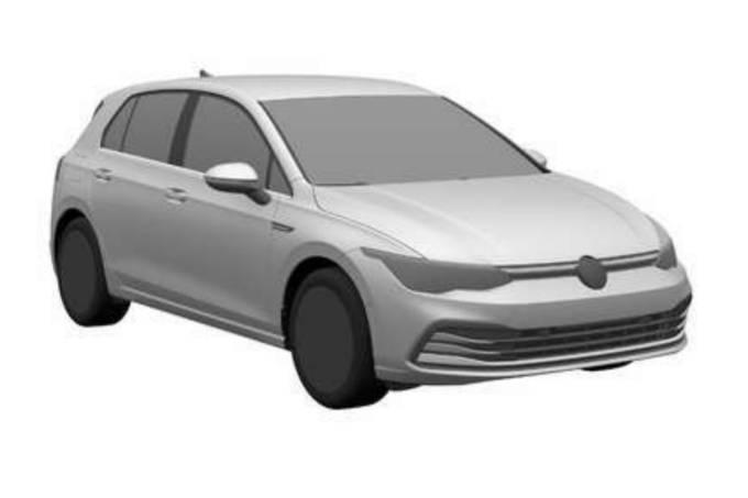 Volkswagen-golf-2021