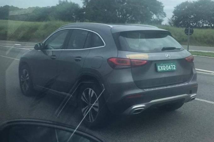 Nova Mercedes GLA
