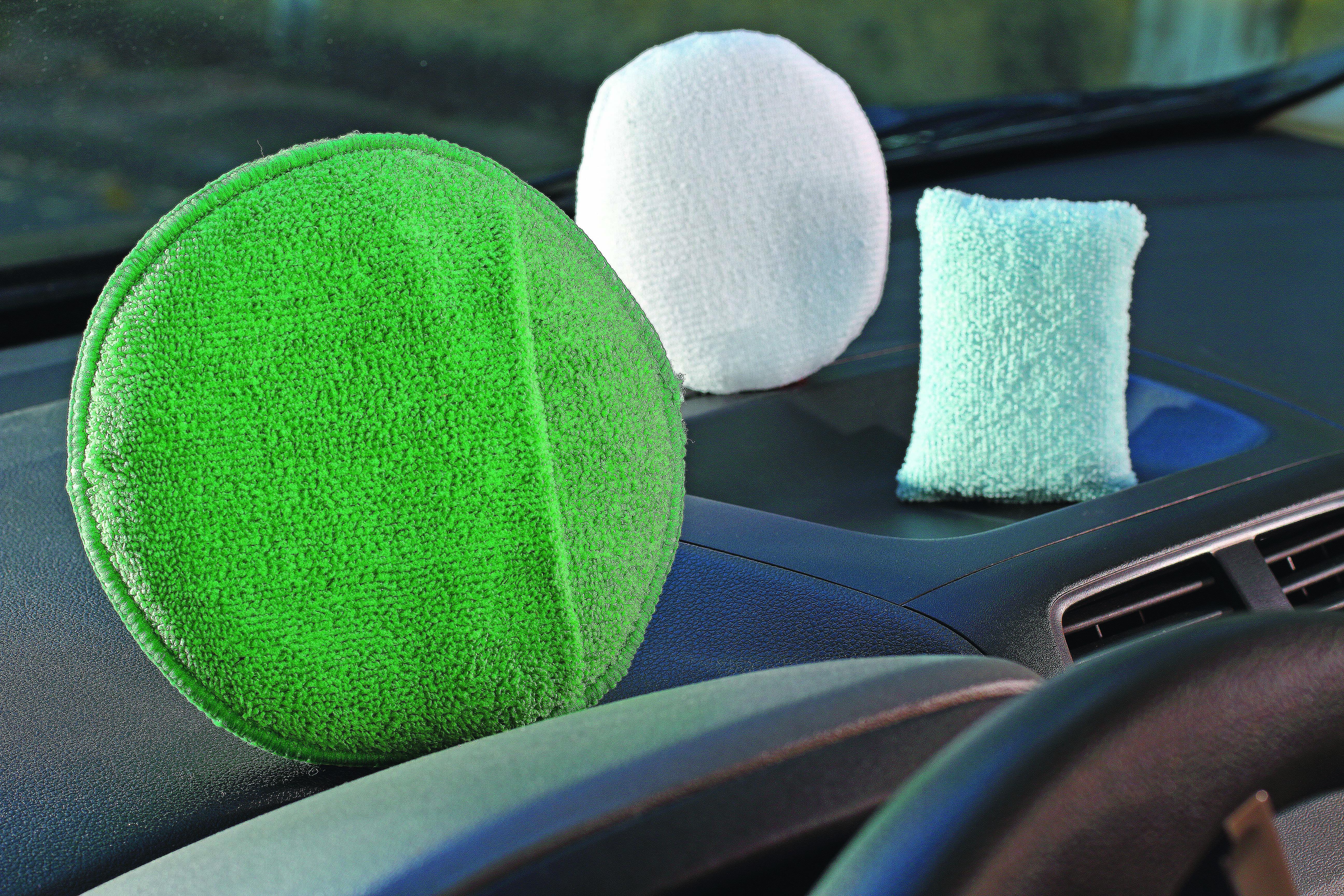 Teste do especialista: qual aplicador de microfibra é mais suave ao carro?
