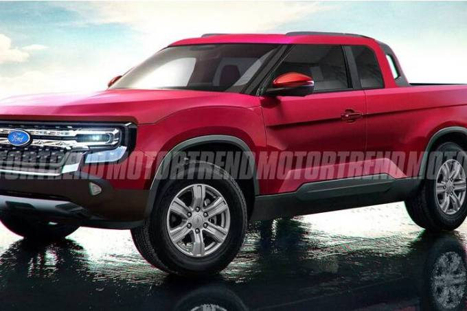 2021-Ford-Courier-compact-pickup-truck-rendering-front-three-quarter-MT