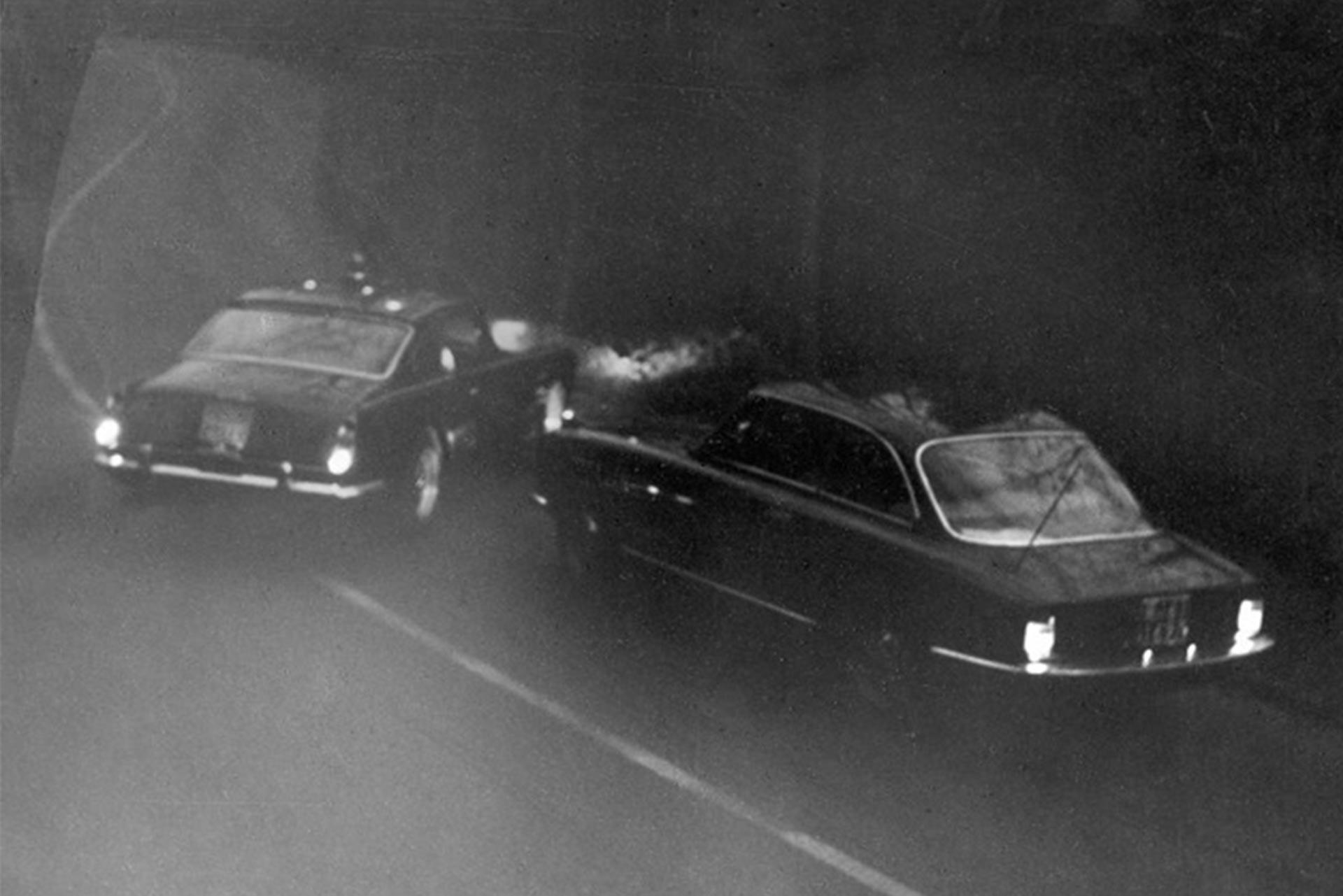 Fugir da 250 GTE era praticamente impossível