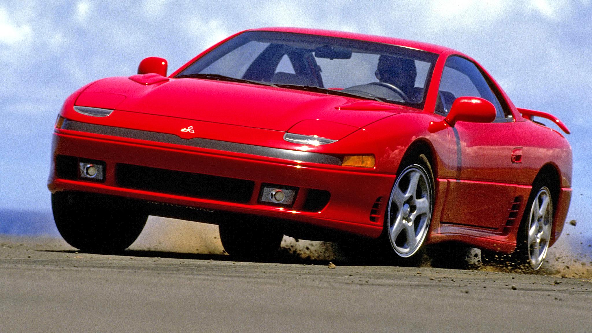 Mitsubishi 3000GT, a Ferrari japonesa que encantou o time da Revista QUATRO RODAS