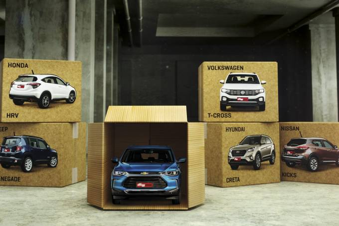 Chevrolet Tracker Premier e SUVs compactos (1)