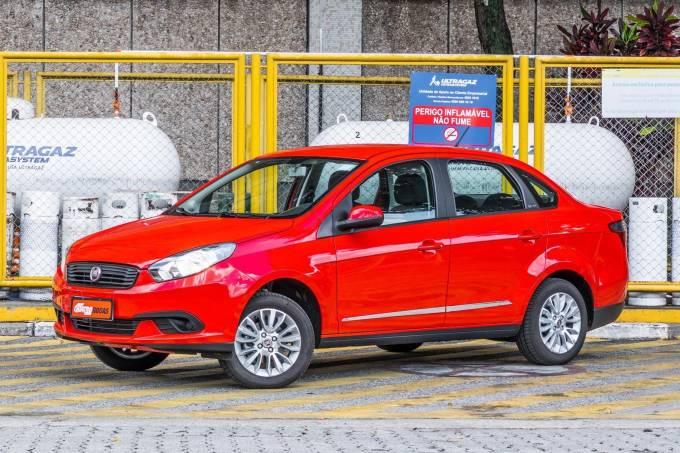 Fiat Grand Siena 1.4 Attractive preparação para GNV (2)