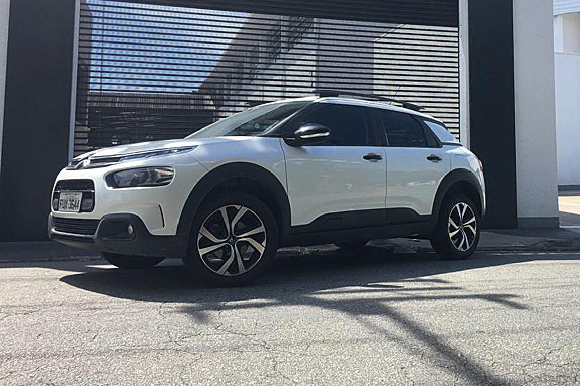 Longa Duração: Citroën C4 Cactus chega quase imaculado à última revisão