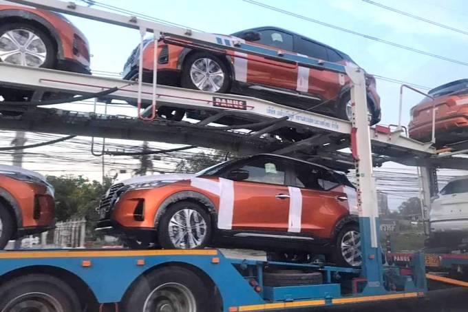 Novo Nissan Kicks 2021 flagra (2)
