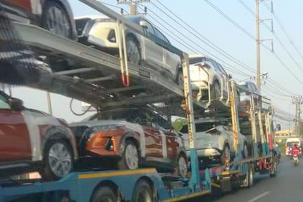 Faróis do Nissan Kicks ficaram estreitinhos