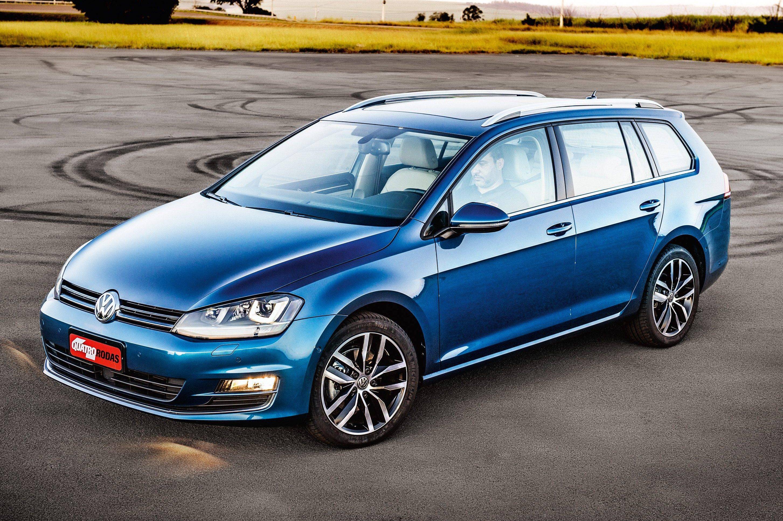 Guia de Usados: VW Golf Variant tem virtudes de dar inveja a qualquer SUV