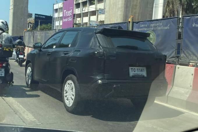 SUV Toyota – flagra 2