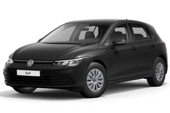 Volkswagen Golf pé de boi