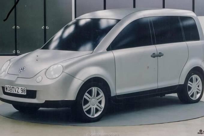 Minivan para substituir VW Kombi