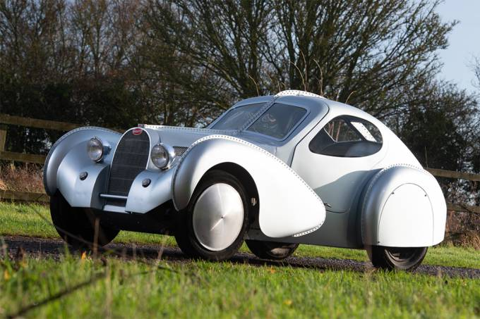 Bugatti Type 68 B
