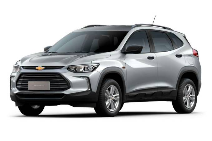 CHevrolet Tracker PcD