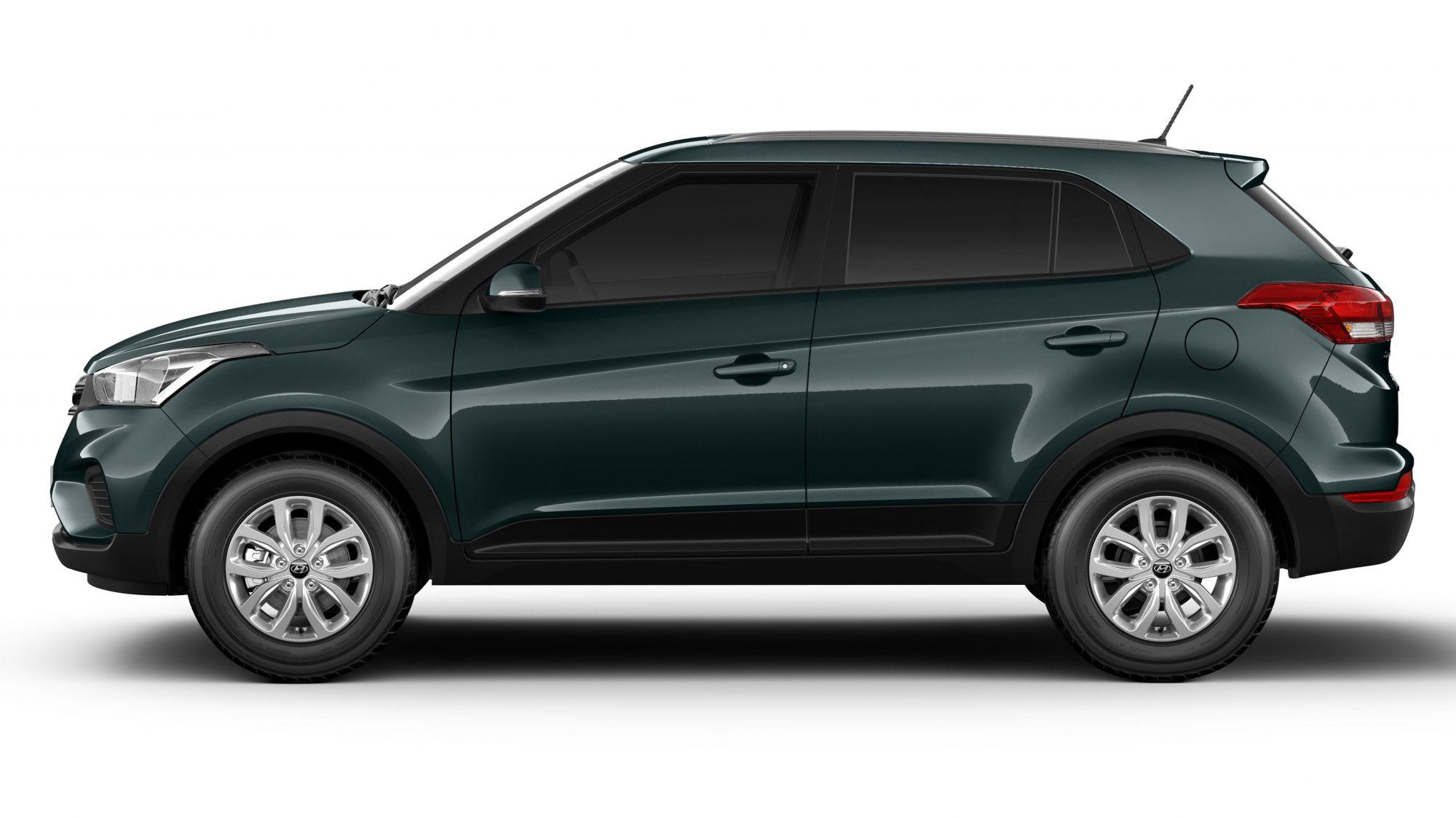 Novo Hyundai Creta Action quer repetir sucesso de versão PcD