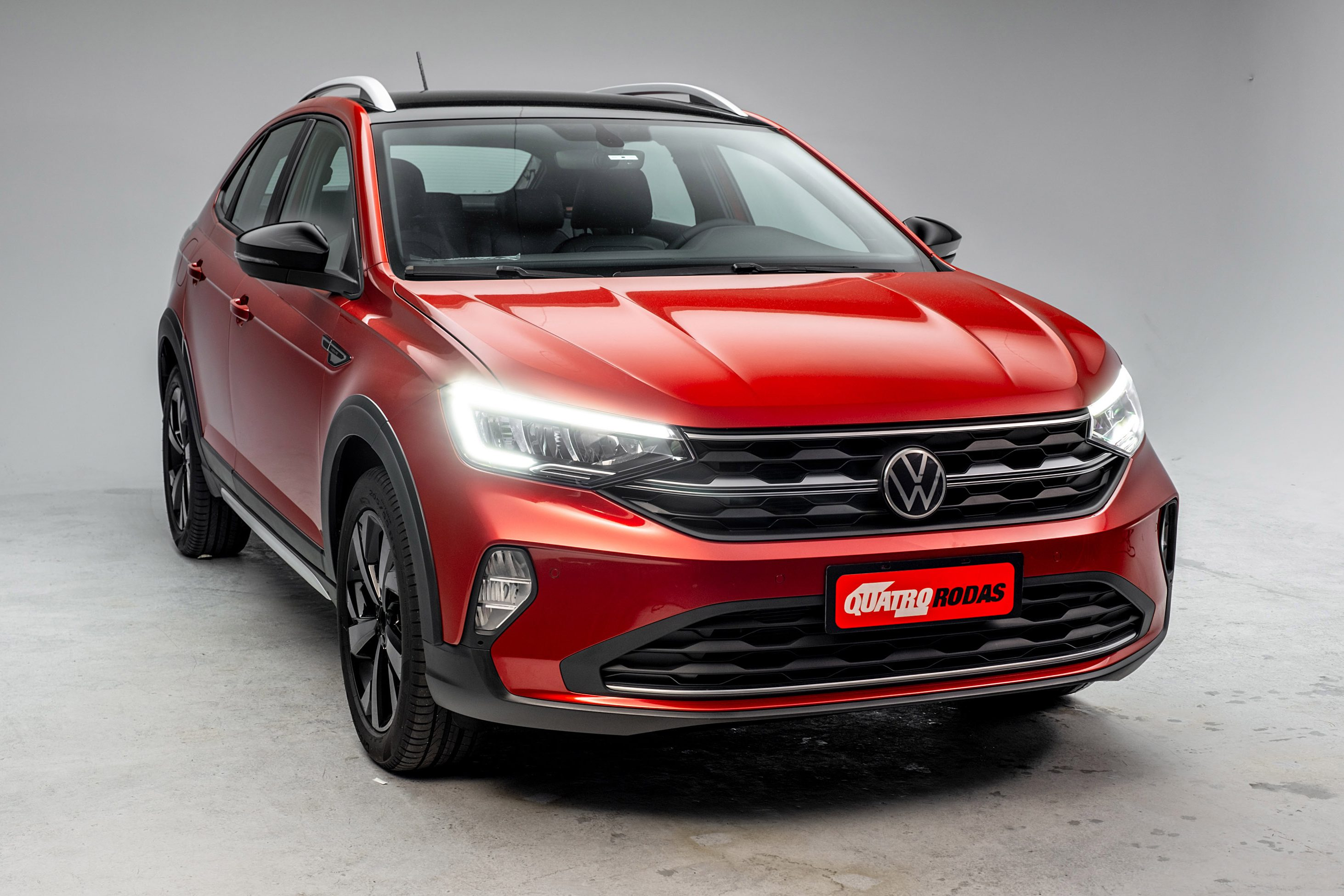 VW Nivus: como serão equipadas as versões Highline e Comfortline